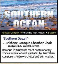 Southern Ocean concert