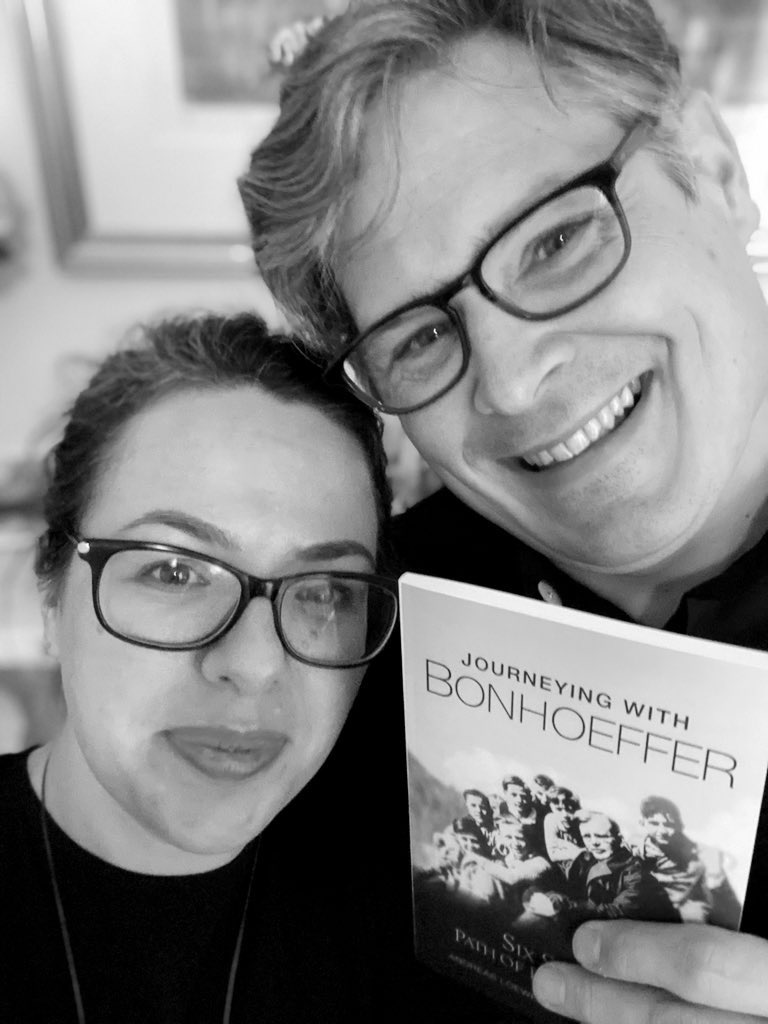 Bohoeffer authors B&W
